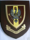 Kings Royal Hussars Military Regimental Wall Shield Plaque